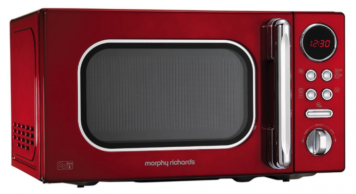 Morphy Richards Microwave Accents Colour Collection 511502 20L