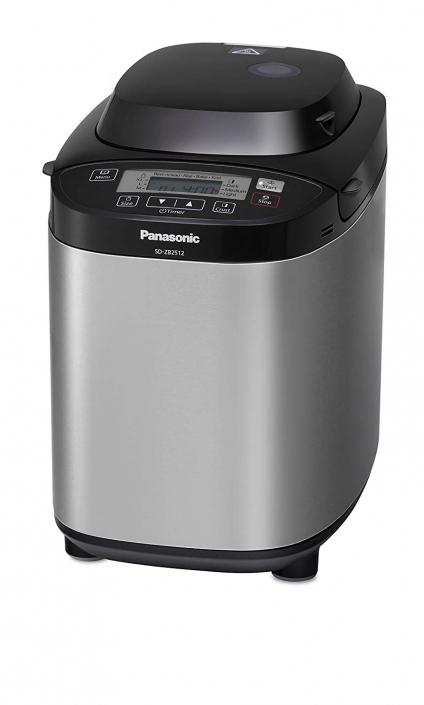 Panasonic SD-ZB2512KXE Panificadora